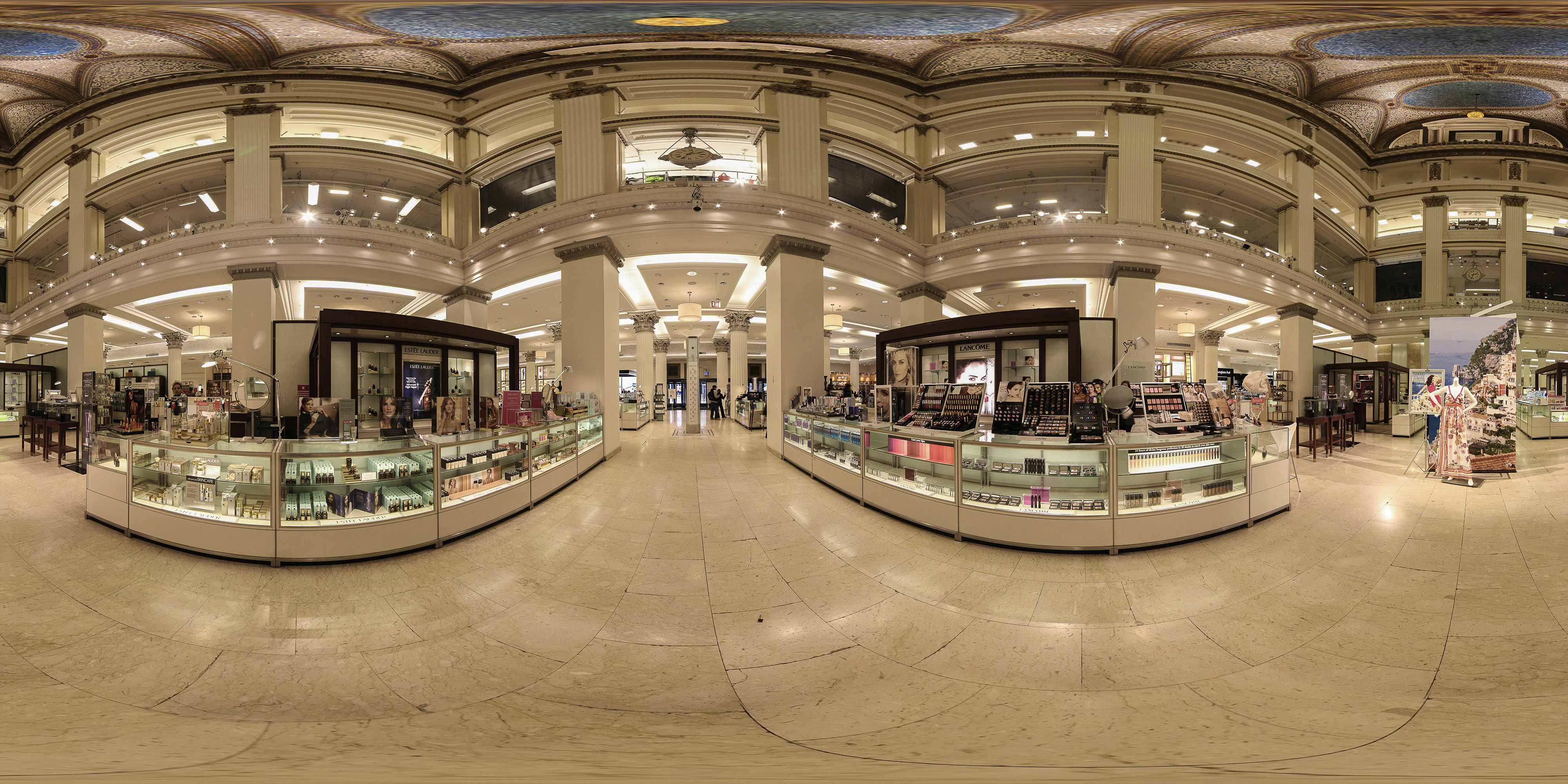 Macy's departement store Marshall Field Chicago